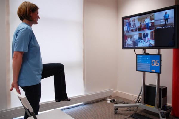 Remote Exercise Helps CFS Patients